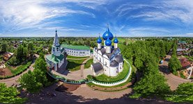 Cathedral of the Nativity, Suzdal Kremlin #2