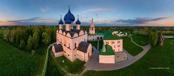 Cathedral of the Nativity, Suzdal Kremlin #3