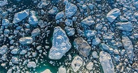 Ice of Greenland