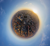 The Agbar Tower. Planet