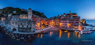 Vernazza at night #3