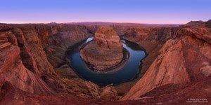 Horseshoe Bend of the Colorado River #2