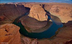 Horseshoe Bend of the Colorado River #13