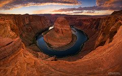 Horseshoe Bend of the Colorado River #8