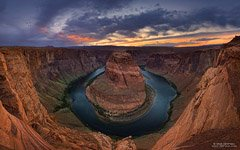 Horseshoe Bend of the Colorado River #11