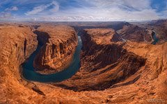 Horseshoe Bend of the Colorado River #14