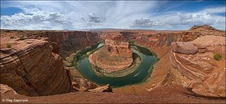 Horseshoe Bend of the Colorado River #12