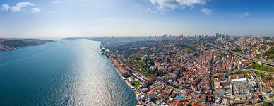 Bird's eye view of Istanbul #3