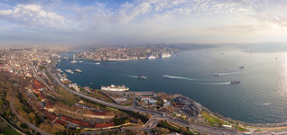 Bird's eye view of Istanbul #5