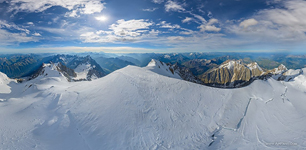 Top of the Mont Blanc #2