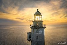 Top of the Aniva lighthouse