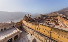 Amer Fort, or Amer Palace #2