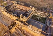 Amer Fort, or Amer Palace #4