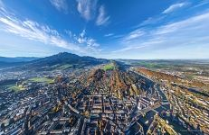 Bird's eye view of Lucerne #2