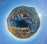 Bird's eye view of Lucerne. Planet #1