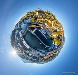 Bird's eye view of Lucerne. Planet #2