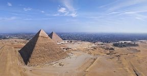 Egypt. Great Pyramids #3