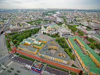 Bird's Eye View of the Moscow Kremlin #5