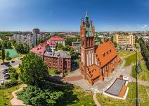 Church of the Holy Family (now concert hall of the Kaliningrad Philharmonic)