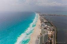 Beach of Cancun
