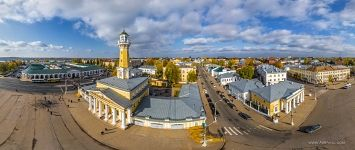 Fire Tower, Kostroma