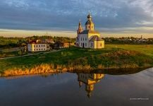 Elias Church, Suzdal