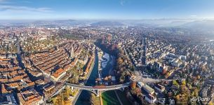 Bern top view