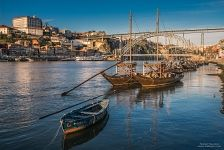 At the Douro River