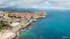 Antibes Embankment