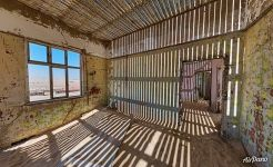 Kolmanskop at noon