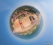 Planet of Calangute Beach