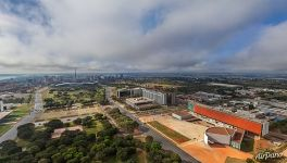 Brasília from above