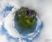 Planet of Angel Falls