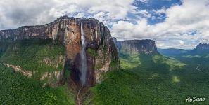 Panorama of Angel Falls