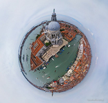 The Basilica of St Mary of Health. Planet
