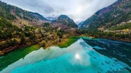 National Park Jiuzhaigou, China