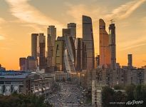 Moscow International Business Center