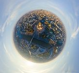 Cathedral of Christ the Saviour. Planet