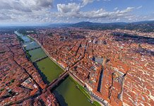 Over the Arno River #3