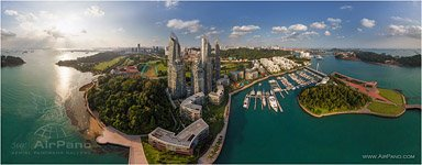 Kepel Bay view, Singapore