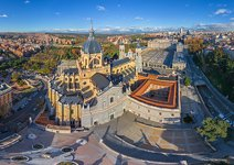 Almudena Cathedral and Royal Palace #2