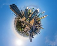 Park Towers. Planet