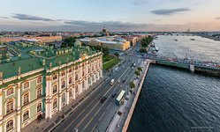 Palace Embankment, Winter Palace