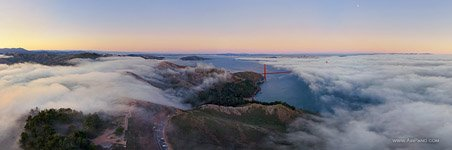 San Francisco, Golden Gate Bridge #1