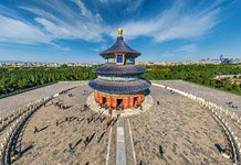 Temple of Heaven, Hall of Prayer for Good Harvests