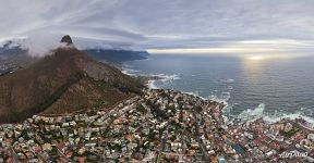 Fresnaye and Sea Point - Suburbs of Cape Town
